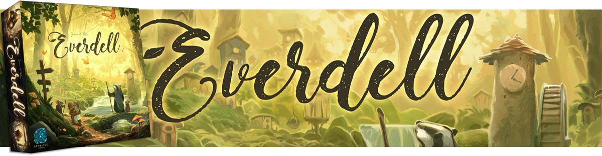 Настолна игра Everdell