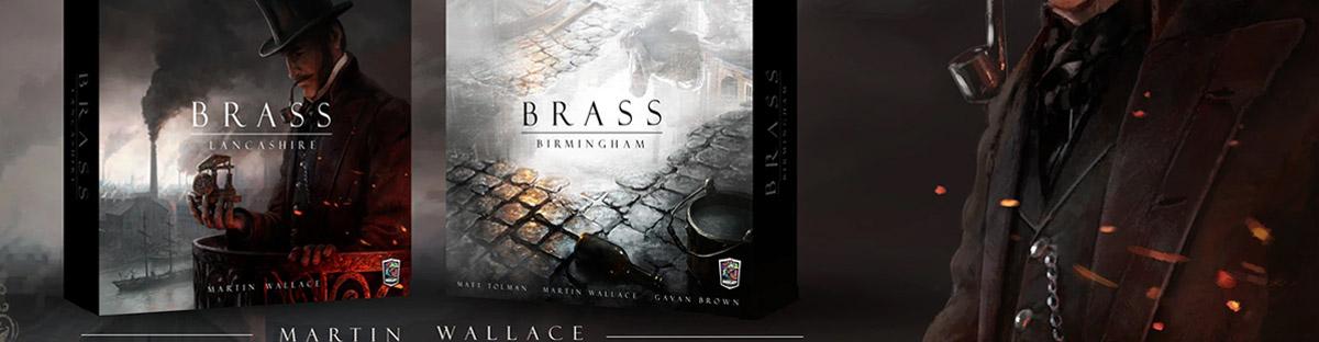 Brass Board Games