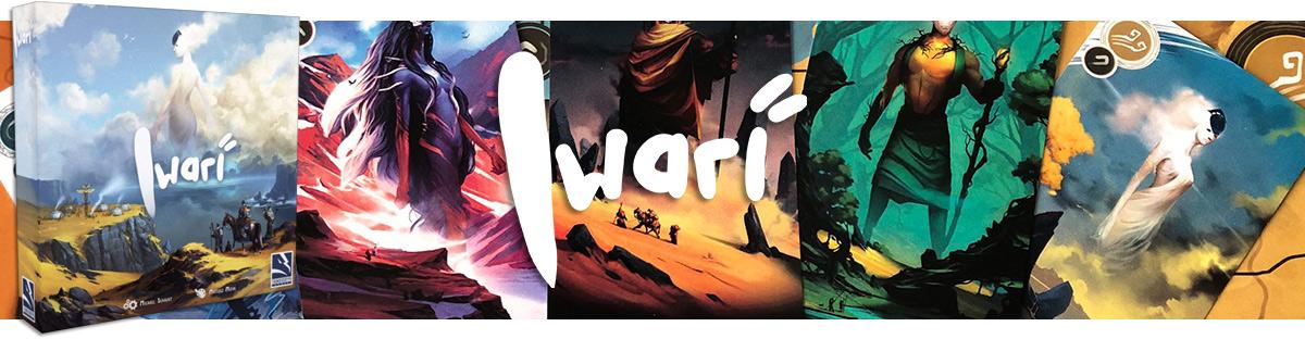 Настолна игра Iwari