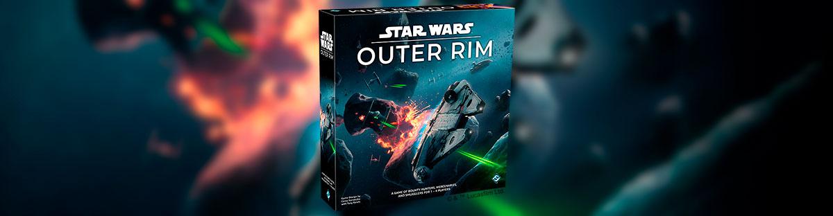 Настолна игра Star Wars: Outer Rim