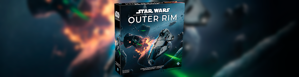 Настолна игра Star Wars: Outer Rim