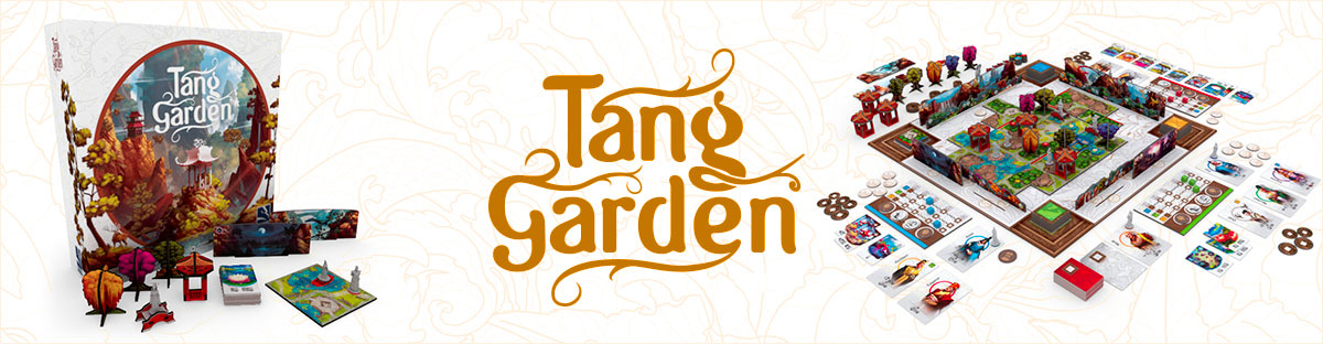 Tang Garden Board Game PRE-ORDER