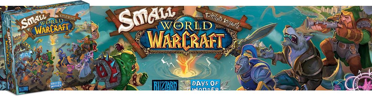 Настолна игра Small World of Warcraft