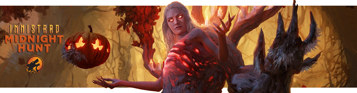 Magic: The Gathering Innistrad Midnight Hunt