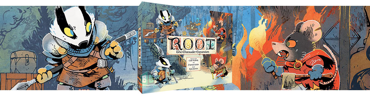 Root The Marauder Expansion