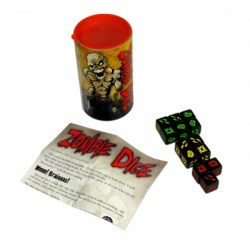 Zombie Dice Board Game