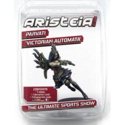 Aristeia! Parvati Victorian Automata Alternative Model in Aristeia!