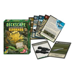 Deckscape: The Mystery of Eldorado (2018) Board Game