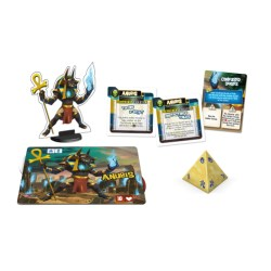 King of Tokyo/New York: Monster Pack – Anubis (2018)