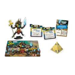 King of Tokyo/New York: Monster Pack – Anubis (2018) Board Game