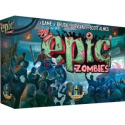 Tiny Epic Zombies (2018) - настолна игра