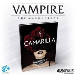 Vampire The Masquerade: 5th Edition Camarilla Supplement Hardcover