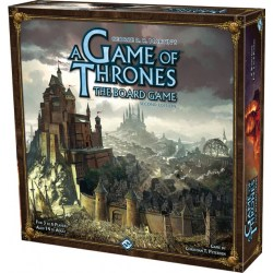 A Game of Thrones: The Board Game 2nd Edition (Игра на тронове, английско издание, 2011)  - настолна игра