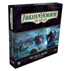 Arkham Horror: The Card Game - The Circle Undone Deluxe Expansion (2019) - разширение за настолна игра