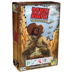 BANG! The Dice Game (2013) - настолна игра