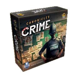 Chronicles of Crime (2018) - кооперативна настолна игра