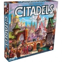 Citadels (2016 edition) - настолна игра с карти Цитадели
