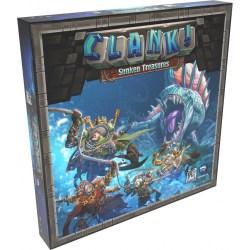 Clank! Sunken Treasures Expansion (2017) - разширение за настолна игра
