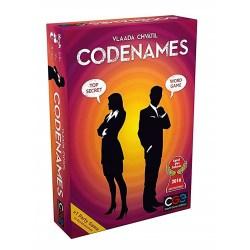 Codenames (Кодови имена, английско издание, 2015) - парти настолна игра
