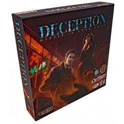 Deception: Murder in Hong Kong (2015) - настолна игра