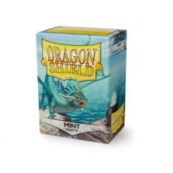 Dragon Shield Standard Sleeves - Matte Mint - матови протектори за карти (тюркоазени) 100 бр.