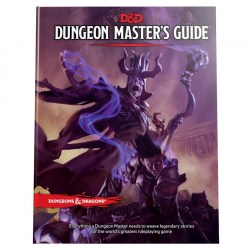 Dungeons & Dragons RPG 5th Edition Dungeon Master's Guide в D&D и други RPG / D&D 5th Edition / D&D основни книги