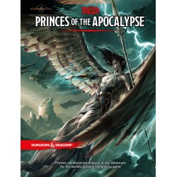 Dungeons & Dragons RPG 5th Edition: Elemental Evil - Princes of the Apocalypse в D&D и други RPG / D&D 5th Edition / D&D приключения