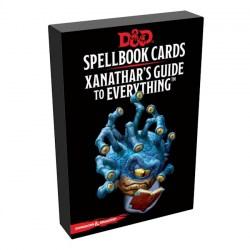 Dungeons & Dragons RPG 5th Edition: Spellbook Cards - Xanathar's Guide to Everything in D&D Cards & Accessories