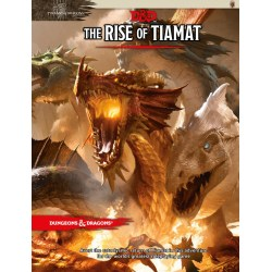 Dungeons & Dragons RPG 5th Edition: Tyranny of Dragons - The Rise of Tiamat (D&D Adventure) in D&D Adventures