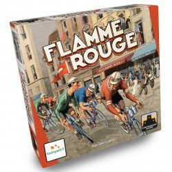 Flamme Rouge (2016) Board Game