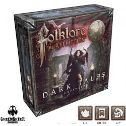 Folklore: The Affliction – Dark Tales Expansion (2017) - разширение за настолна игра