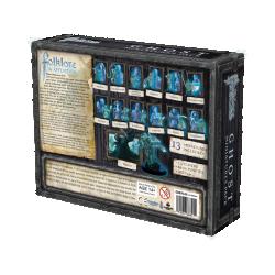 Folklore: The Affliction – Ghost Miniature Pack (2017) - разширение за настолна игра в D&D и други RPG / D&D Миниатюри