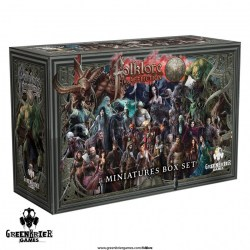 Folklore: The Affliction – Miniatures Box Set (2017) в D&D и други RPG / D&D Миниатюри