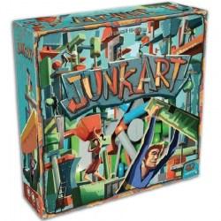 Junk Art (Plastic Version) - настолна игра