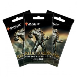 Magic: The Gathering - Relic Tokens Lineage Collection Pack