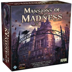 Mansions of Madness: Second Edition (2016) - хорър настолна игра
