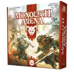 Monolith Arena (2018) - настолна игра