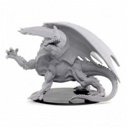 Pathfinder Deep Cuts Unpainted Miniatures: Gargantuan Green Dragon в D&D и други RPG / D&D Миниатюри