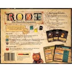 Root: The Riverfolk Expansion (2018) - разширение за настолна игра Root