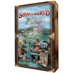 Small World: Tales and Legends - разширение за настолна игра Small World