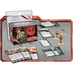 Star Wars: Imperial Assault: Alliance Rangers Ally Pack Board Game