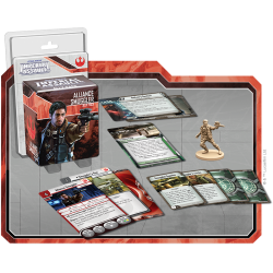 Star Wars: Imperial Assault - Alliance Smuggler Ally Pack Board Game