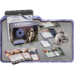 Star Wars: Imperial Assault: Captain Terro Villain Pack