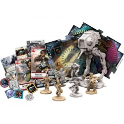 Star Wars: Imperial Assault - Heart of the Empire Expansion - разширение за настолна игра