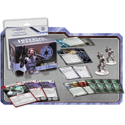Star Wars: Imperial Assault –  ISB Infiltrators Villain Pack Board Game