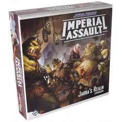 Star Wars: Imperial Assault - Jabba's Realm Expansion - разширение за настолна игра Star Wars: Imperial Assault