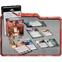 Star Wars: Imperial Assault: Obi-Wan Kenobi Ally Pack