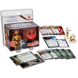 Star Wars: Imperial Assault - R2-D2 and C-3PO Ally Pack Board Game