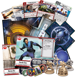 Star Wars: Imperial Assault - The Bespin Gambit Expansion Board Game