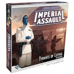 Star Wars: Imperial Assault - Tyrants of Lothal - разширение за настолна игра Star Wars: Imperial Assault
